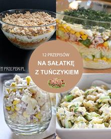 Sałatka z Tuńczykiem -TOP 12 Pysznych Przepisów