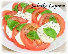 Sałatka Caprese