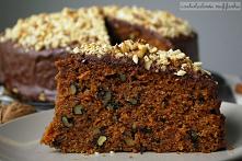 Ciasto marchewkowe z orzech...