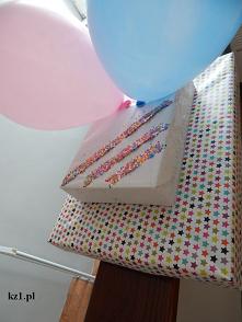 Kilka pomysłów na pakowanie prezentów.