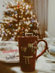 Wesołych świąt życzy sister...