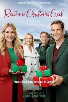 Powrót do Christmas Creek *** Amelia Hughes zajmuje się tworzeniem aplikacji mobilnych w Chicago. Dziewczyna wraca na Święta Bożego Narodzenia w rodzinne strony. Na miejscu spot...