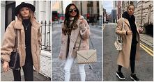 Zimowe stylizacje w odcieni...