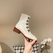 Moda Klasyczna Zima Beżowe ...