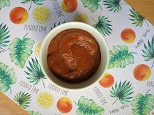 Dip/sos z pieczonego bakłaż...