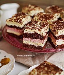 Wesołe ciasto truskawkowe z...