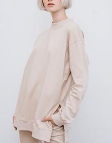 Bluzy klasyczne lub dłuższe...