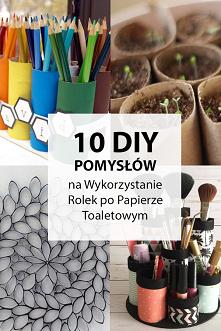 10 DIY Ciekawych Pomysłów n...