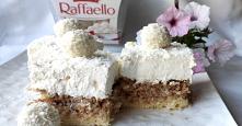 Ciasto Raffaello to smaczne...