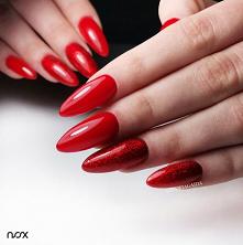 Czerwone paznokcie to bardz...