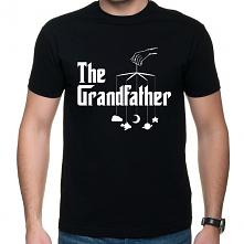 koszulka The Grandfather prezent dla dziadka