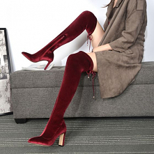 Moda Czerwone Zużycie ulicy...