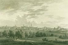 Jak wyglądał Poznań 200 lat...
