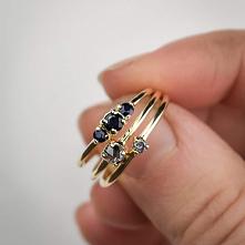 #biżuteria #trzpiotka #pierścionek