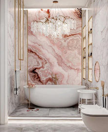 vvv #łazienka #róż