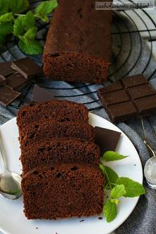 Przepis na ciasto czekoladowe.