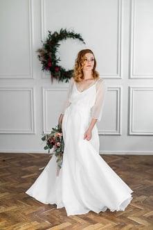 #sukniaślubna #biel
