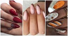 Pomysły na paznokcie zimowe...