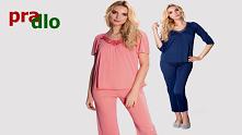 Wygodne piżamki wiskozowe dla Pań Poleca Pradlo.pl Modne wzory i kolory serdecznie zapraszamy