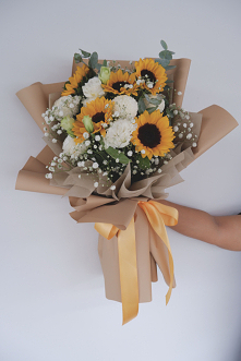 #bouquet_of_sunflowers #ins...