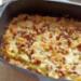Zapiekanka góralska #ziemniaki #obiad