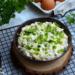 Pasta jajeczna z ogórkiem kiszonym