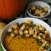 Zupa krem z pieczonych warzyw. Rozgrzewająca propozycja na jesienny obiad.