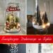 Świąteczne Dekoracje w Szkle Które Możesz Wykonać Samodzielnie