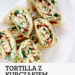 Tortilla z kurczakiem #tortilla #kurczak