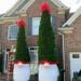 Świąteczne skrzaty, wersja gigant #doit #diy