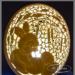 Wielkanocna pisanka rzeźbiona