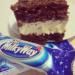Milky Way- biszkoptowe ciasto z masa mleczna