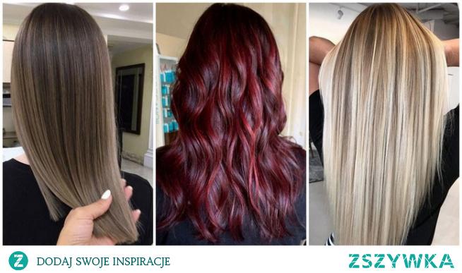 Najlepsze pomysły na jesienne koloryzacje włosów!
