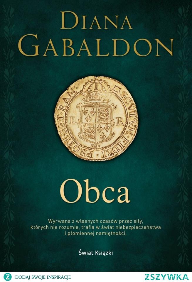 42/2020 Obca - Seria Obca tom I - mój jedyny re-read w tym roku. Z przyjemnością wróciłam do początku historii Claire i Jamiego. Wartka akcja, plomienny romans na ciekawym tle historycznym to  wszystko czego potrzebowałam na L4 :). #Tiliczyta #obca #outlander #reread #DianaGabaldon