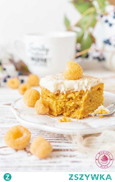 Ciasto marchewkowe z musem gruszkowym - Najlepsze przepisy | Blog kulinarny - Wypieki Beaty