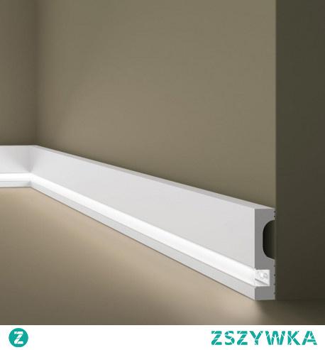Listwa podłogowa Led o symbolu IL11 Nmc z kolekcji Wallstyl. Nmc IL11 to nowoczesny model, którym efektownie możemy dodatkowo oświetlić np. korytarz, salon czy sypialnie. Listwy przypodłogowe Led o minimalistycznym i prostym wzorze idealnie sprawdzają się we wnętrzach, gdzie chcemy stworzyć wyjątkowy klimat. IL11 Nmc to profile do aranżowania wnętrz nowoczesnych, współczesnych, oraz loft.