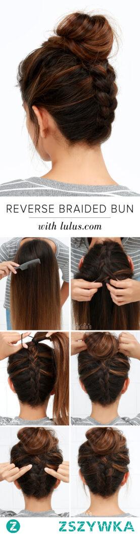 10 szybkich i łatwych fryzur – krok po kroku