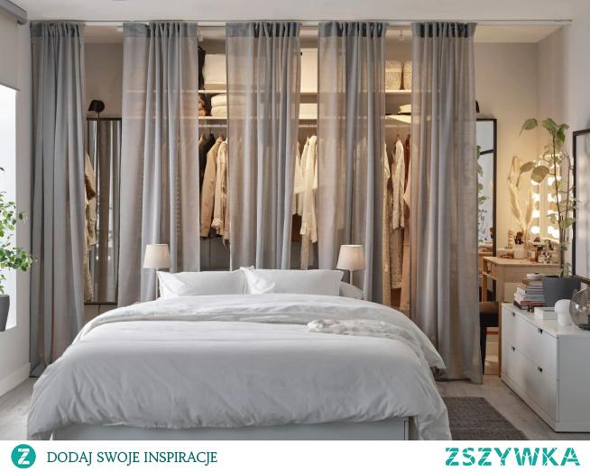 Wszystko o urządzaniu monochromatycznej sypialni. Sypialnia biała, a może sypialnia szara? Gotowe projekty sypialni!