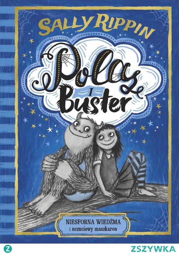 """Po książkę dla dzieci autorstwa Sally Rippin pt. """"Pola i Buster"""" sięgnęłam z uwagi na magiczną okładkę i opis mówiący, iż jest to """"poruszająca i zabawna opowieść o przyjaźni, która trwa wbrew przeciwnościom"""". Liczyłam na magiczną opowieść pełną ciepła i tajemniczości. Rzeczywiście, magię w książce znalazłam, ciepło również, ale tajemniczości mi w niej zabrakło. Wszystkie sceny autorka opisuje dosłownie i dokładnie, nie pozostawiając zbyt wielkiego pola do wyobraźni, opisywanym scenom nie towarzyszy aura magiczności. Magia to tutaj po prostu zaklęcia wiedźm i wiedźmaków, których uczą się oni w szkole i które rzucają dorosłe wiedźmy."""