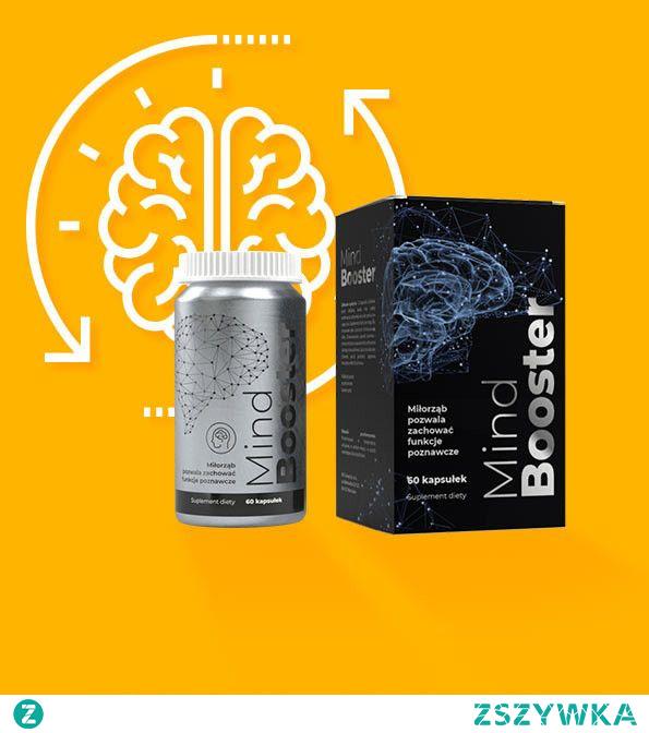 Mind Booster to doskonały produkt dla wszystkich, którzy chcą poprawić pracę swojego umysłu. Produkt znacząco podnosi motywację, koncentrację oraz pozwala lepiej znosić stresujące sytuacje w codziennym życiu. Starannie dobrały skład oraz przystępna formuła czynią go jednym z liderów na rynku. Mind Booster – nootropik, czyli preparat opracowany dla wsparcia Twojego umysłu. Aktywne składniki poprawiają krążenie krwi w mózgu, dzięki czemu pracuje wydajniej. Chronią komórki mózgu przed niszczącym wpływem wolnych rodników. Sprawiają, że neurony bardziej efektywnie przekazują impulsy nerwowe.  W ten sposób Mind Booster podnosi motywację, koncentrację i odporność na stres. Z nim osiągniesz lepsze wyniki w pracy, na studiach i w sporcie.