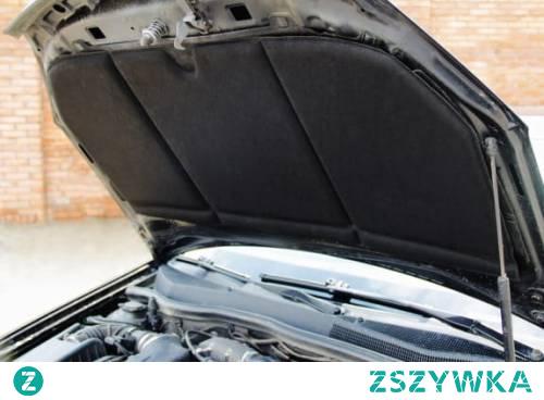 Chcesz skutecznie wygłuszyć silnik swojego pojazdu? Najskuteczniejsza będzie mata z czarnej włókniny, która gwarantuje pełne wygłuszenie. Możesz zamówić je w naszym sklepie internetowym.