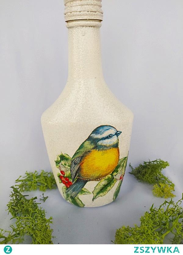 "Dekoracja z kolekcji ""Vögel im Winter"" Magisches Atelier"