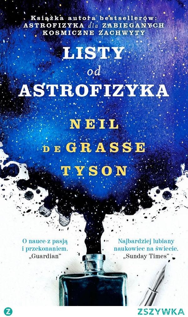 """""""Listy od astrofizyka"""" to zbiór listów pisanych do Neila deGrasse Tysona w ciągu ostatniej dekady i jego odpowiedzi na nie. Wybrana została ta korespondencja która stanowiła bardziej osobistą część i dotyczyła konkretnego wystąpienia lub książek wcześniej napisanych. Książka została podzielona na rozdziały dotyczące astronomii, biologii, Boga, religii, śmierci, zjawisk nadprzyrodzonych i obcych. Jest to skarbnica wiedzy pełna odpowiedzi na pytania które nurtują wielu z nas."""
