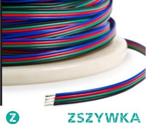 Oświetlenie ledowe wymaga poszczeólnych akcesorii. Do jednych z nich zaliczyć możemy kabel czterożyłowy. Gdzie kupować takie produkty? Online w sklepie AKB POLAND!