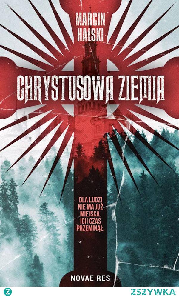 """""""Chrystusowa ziemia"""" to ciekawa próba przeniesienia na polski grunt historii znanych do tej pory z amerykańskich filmów grozy. I choć nie wywołała we mnie lęku, z zaciekawieniem śledziłem losy jej głównego bohatera. A te, z racji realiów, w jakich została osadzona, są dalece niecodzienne. Walka z mutantami, walka o przetrwanie, walka o prawdę... Nad tym wszystkim unosi się duch Kościoła, którego rola może zaskoczyć niedowiarków... Cieszę się, że Marcin Halski nie podążył oklepanymi ścieżkami, dzięki czemu """"zaserwował"""" nam interesującą, a co najważniejsze - dobrą, opowieść z pogranicza literatury przygodowej, grozy oraz fantasy."""
