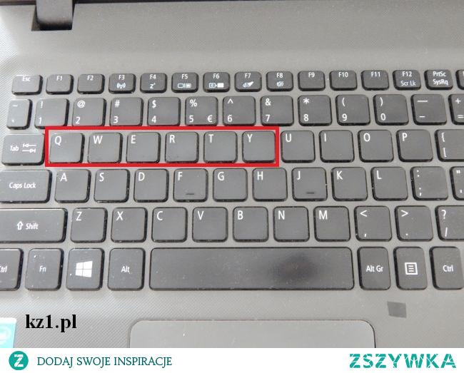 Dlaczego właściwie nasza klawiatura nazywa się QWERTY?