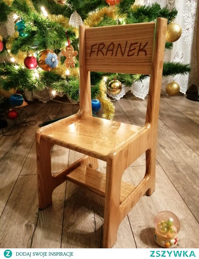 #Krzesełko mojego malucha #drewno #diy
