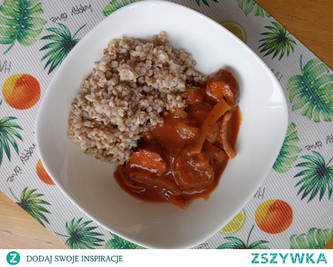 W taką pogodę na ciepły obiad każdy się skusi :)