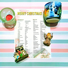 angielski - słówka - christmas  #nauka #słówka #angielski #szkoła #liceum #matura #technikum #egzaminósmoklasisty #szkołapodstawowa