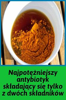 Najpotężniejszy antybiotyk ...